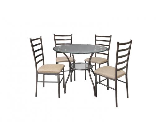 Conjunto Mesa + 4 Cadeiras JOM TC-150112