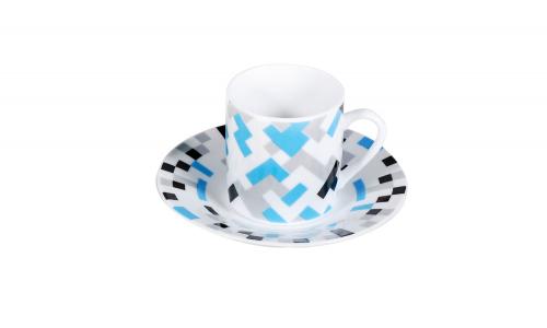 Conjunto 6 chávenas café JOM 90A-16125B