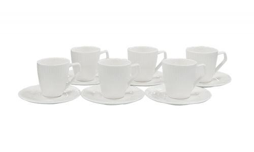 Conjunto 6 chávenas café JOM P37-W