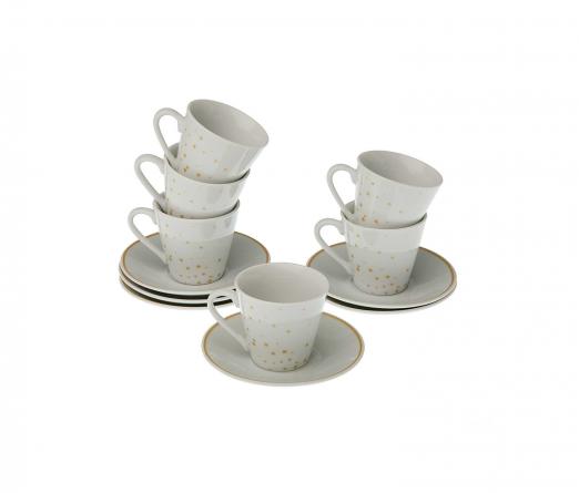 Conjunto chávenas de cafe JOM 2009-0219 BRAIS