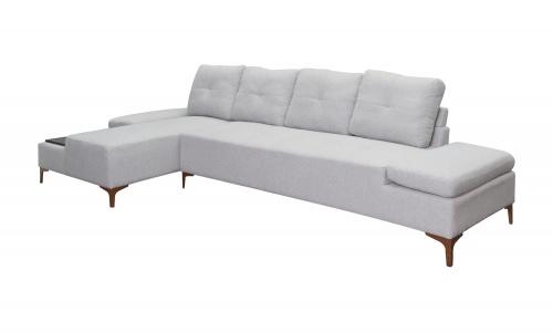 Sofá com Chaise JOM 1125B