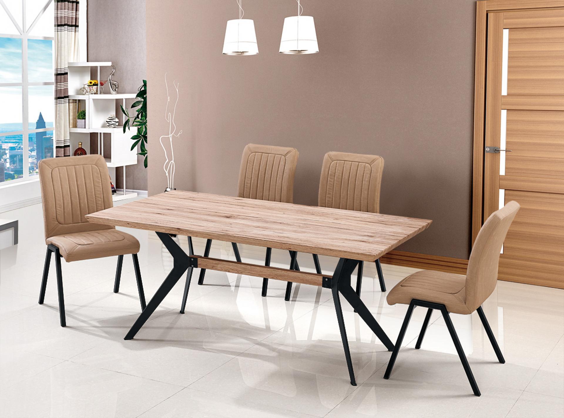 Conjunto mesa + cadeiras JOM SDT-569 + SDC-479