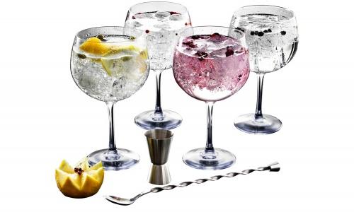 Conjunto 6 copos gin LUMINARC FIEESTA