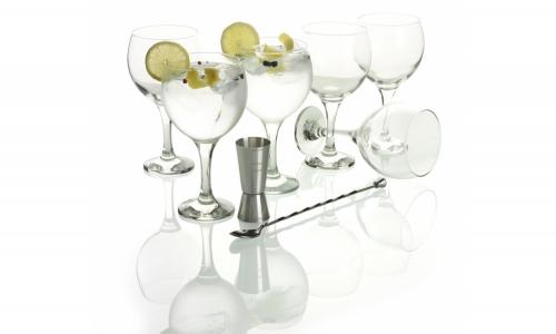 Conjunto gin tonic 8 peças JOM CAR22299GIN
