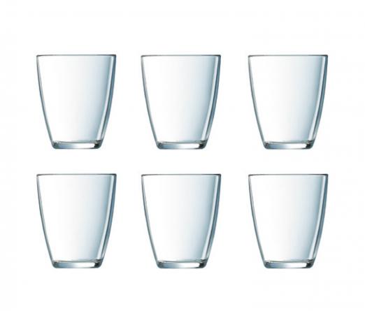 Conjunto 6 copos JOM 9124317