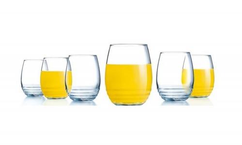Conjunto de seis copos JOM 9124761