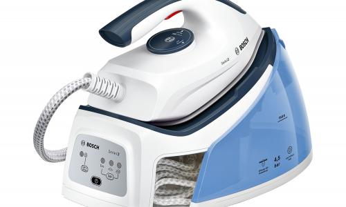 Ferro com Caldeira Bosch TDS2140