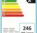 Arca Vertical HOTPOINT UH8 F2D XI