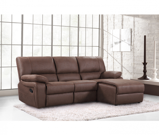 Sofá com Chaise JOM CFL-RS042