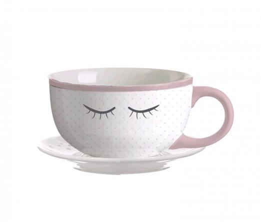 Chávena com  prato JOM 2700103