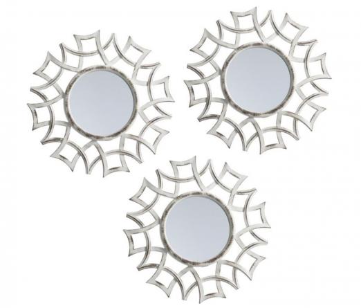 Conjunto 3 espelhos JOM 278407
