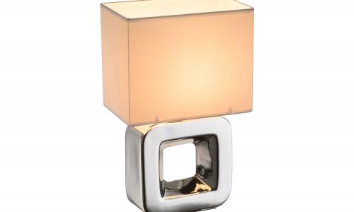 Candeeiro mesa GLOBAL LIGHT ROMAN 54348-1T