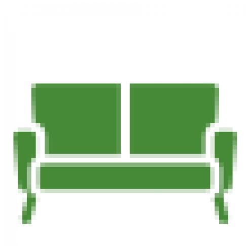 Sofá 3 + 2 Lugares