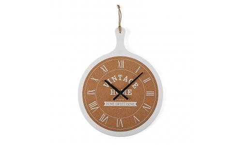 Relógio parede VINTAGE HOME 2093-0346