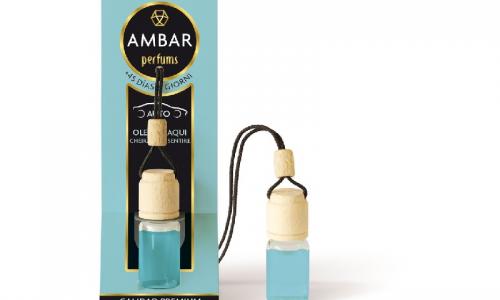 Ambiantador carro AMBAR INFANTIL