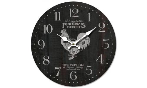 Relógio parede JOM HLCK801009