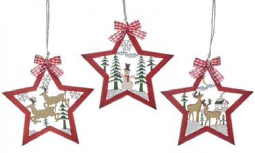 Ornamento de natal JOM 74996