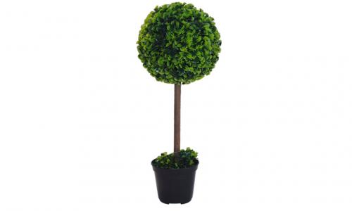 Vaso com planta artificial JOM 43086