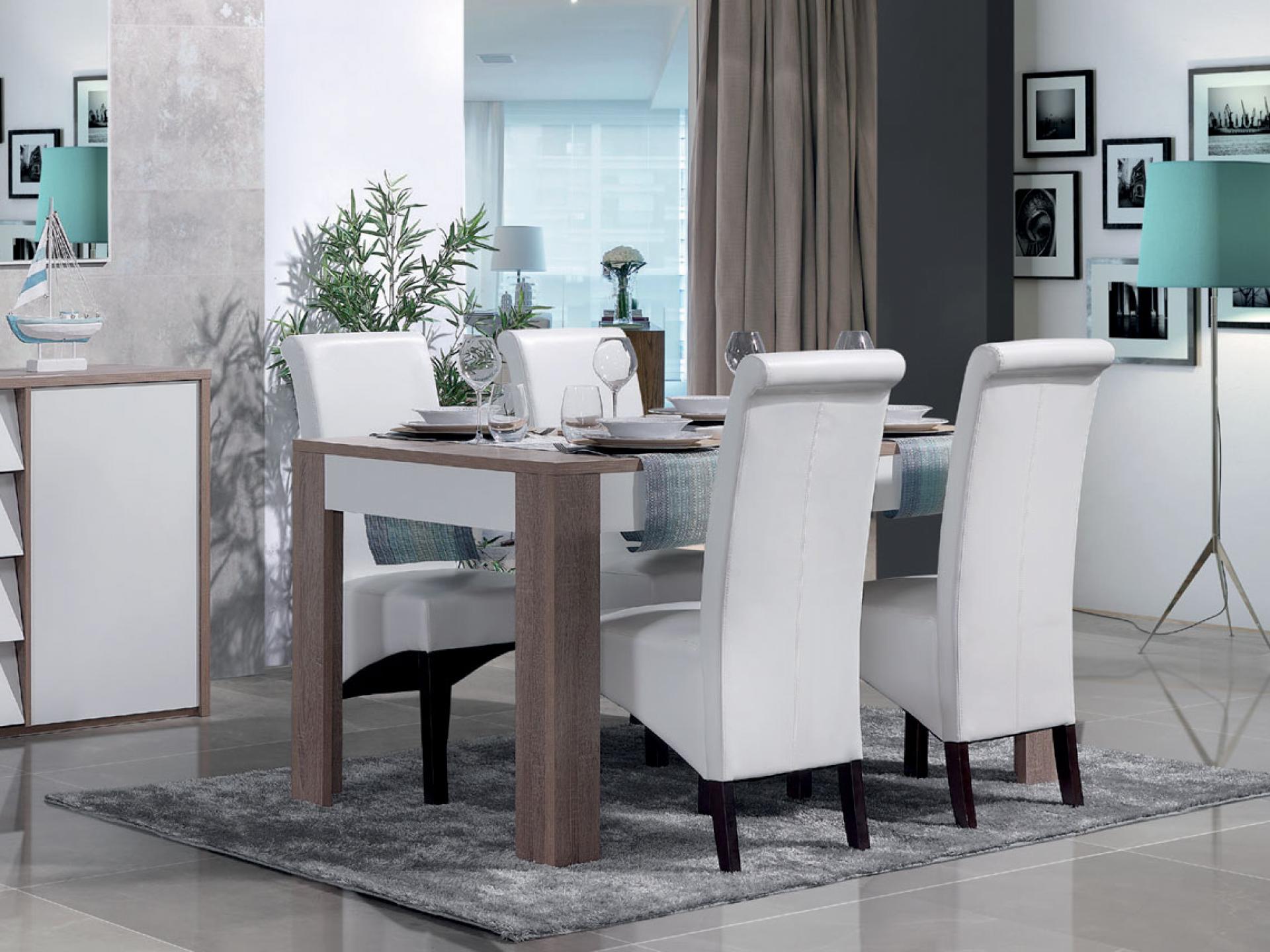 Conjunto Mesa + 4 Cadeiras JOM LAGOA / LW8810S