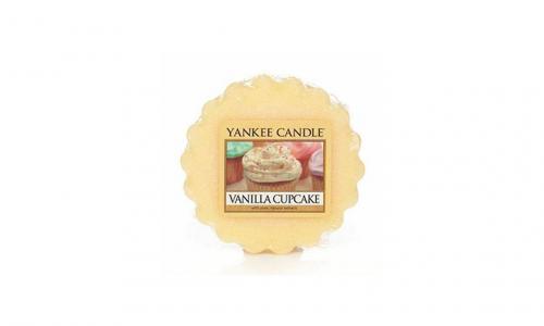 Vela tartes YANKKE CANDLE VANILLA CUPCAKE 1093711
