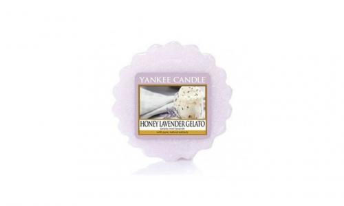 Vela tartes YANKKE CANDLE LAVANDER GELATO YK1521725E