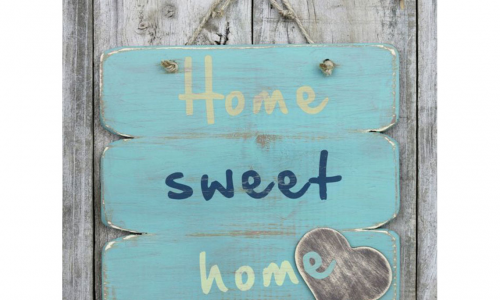 Tela HOME SWEET HOME 609890