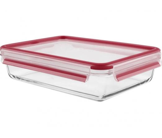 Caixa hermética vidro TEFAL MASTERSEAL K3010512