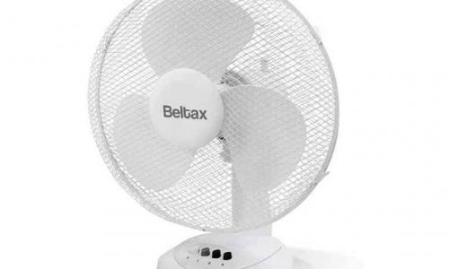 Ventoinha de Mesa BELTAX BTF-1040