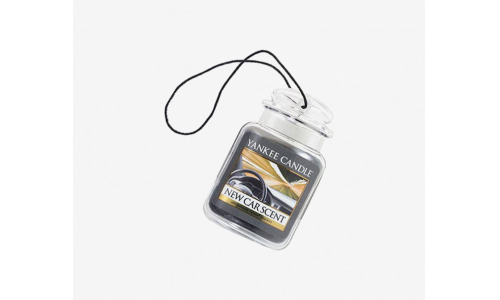 Ambientador carro YANKKE CANDLE 122940 NEW CAR SCENT