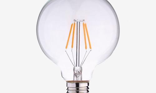 Lâmpada LED filamentos JOM LEBW1711-G80-4
