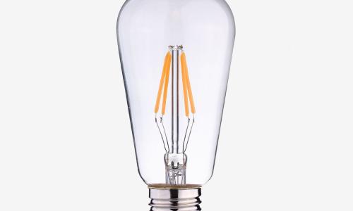 Lâmpada LED filamentos JOM LEBW1711-ST64-4