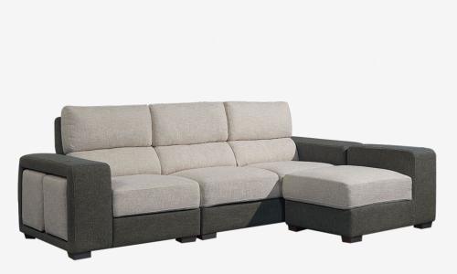 Sofá com Chaise JOM 5820