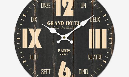 Relógio parede JOM HLCK801136