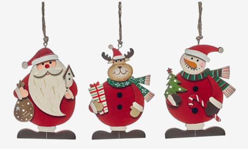 Ornamento de natal JOM 74997