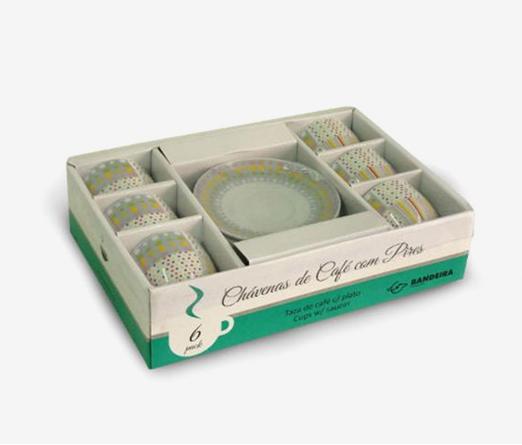 Conjuntos Chávenas Café JOM 12134791