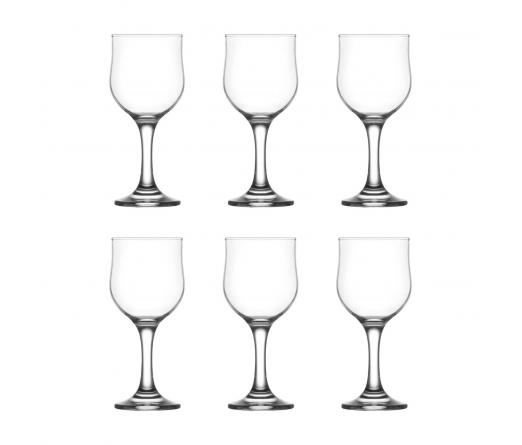 Conjunto 6 copos LAV NEVEKAR 557F