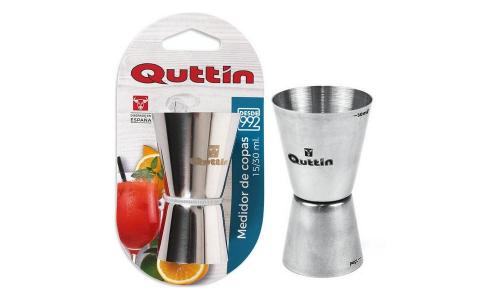 Medidor para gin QUTTIN CAR02032