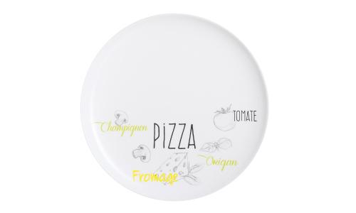 Prato pizza LUMINARC BISTROT