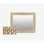 Branco / ouro