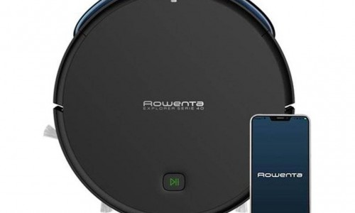 Aspirador Robô ROWENTA RR7255WH