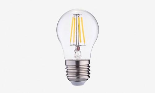 Lâmpada LED filamentos JOM G45-4