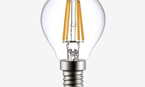 Lâmpada LED filamentos JOM P45-4