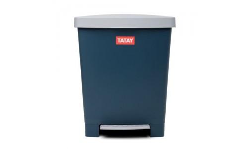 Balde lixo TATAY CUBIK ATLANTIC1020000