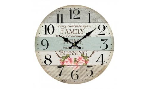 Relógio parede JOM HLCZ3949