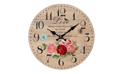 Relógio parede JOM HLCZ3956