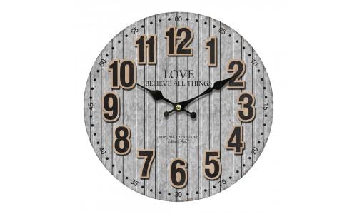 Relógio parede JOM HWB9058