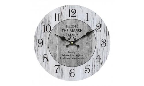 Relógio parede JOM HWB9004