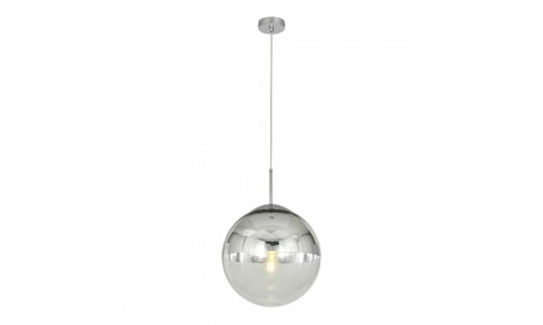Candeeiro suspenso GLOBAL LIGHT GLASS-25-CHROME