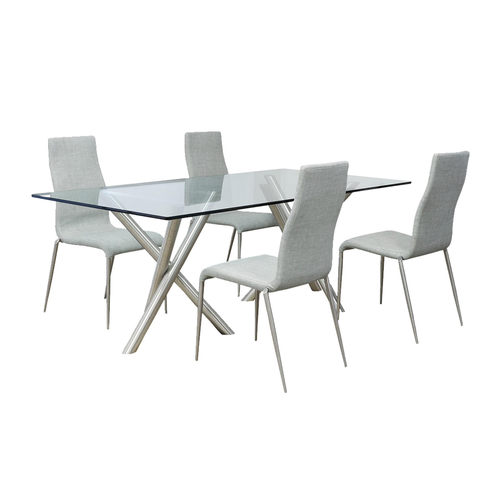 Conjunto mesa + cadeiras JOM Estrela