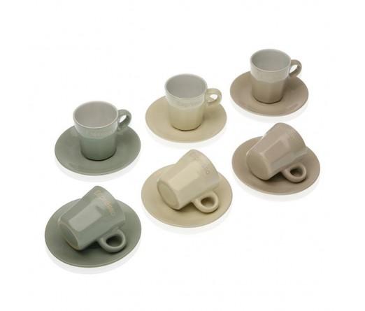 Conjunto 6 chavenas café JOM 2209-0001